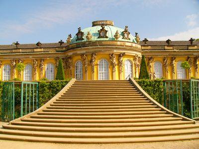 Sanssouci-Palace-Potsdam-