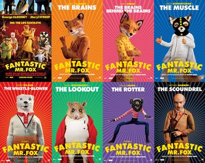 Fantastic-mr-fox-character-posters
