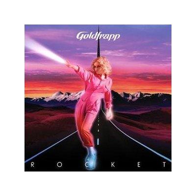 Goldfrap rocket