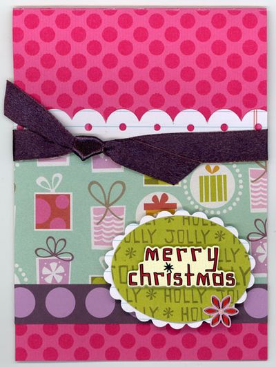 Nat - Christmas card