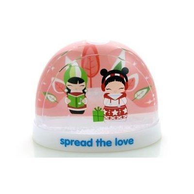 Momiji snow globe