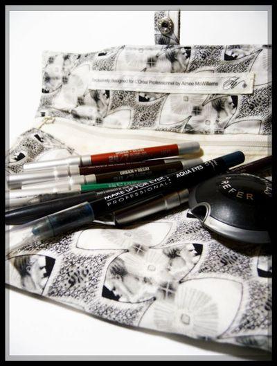 Eyeliner sorting