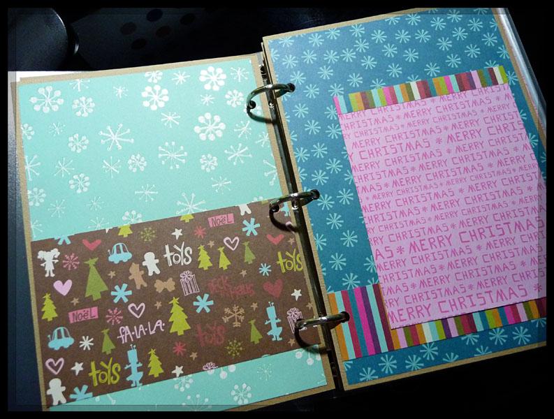 Christmas journal building 1