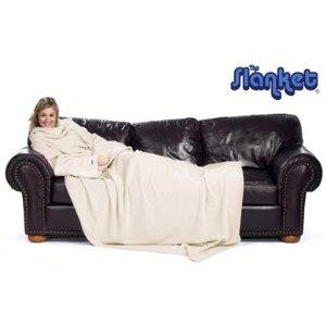 Cream slanket