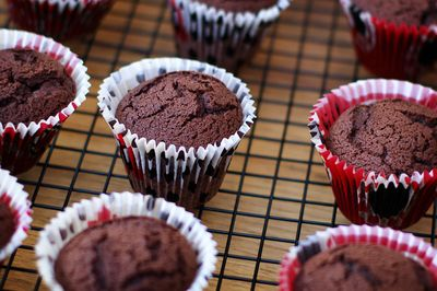 2010-11-07 - Black forest cupcakes 1
