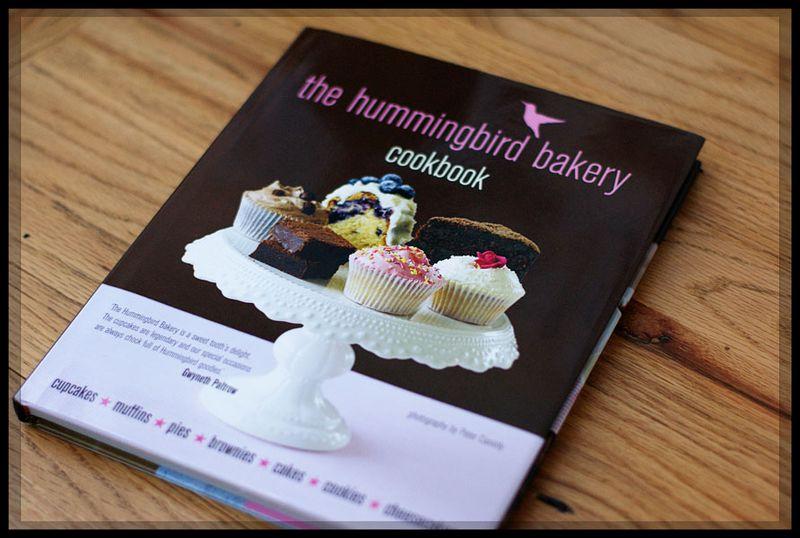 Hummingbird cook book