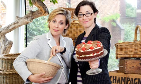 Great british bake off final
