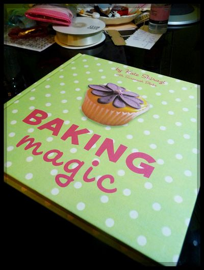 Baking Magic time