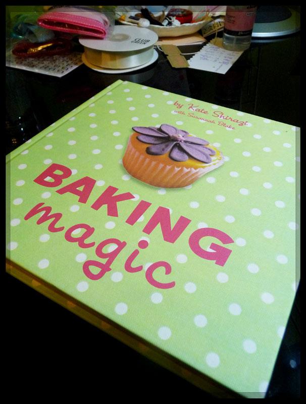 Baking Magic time