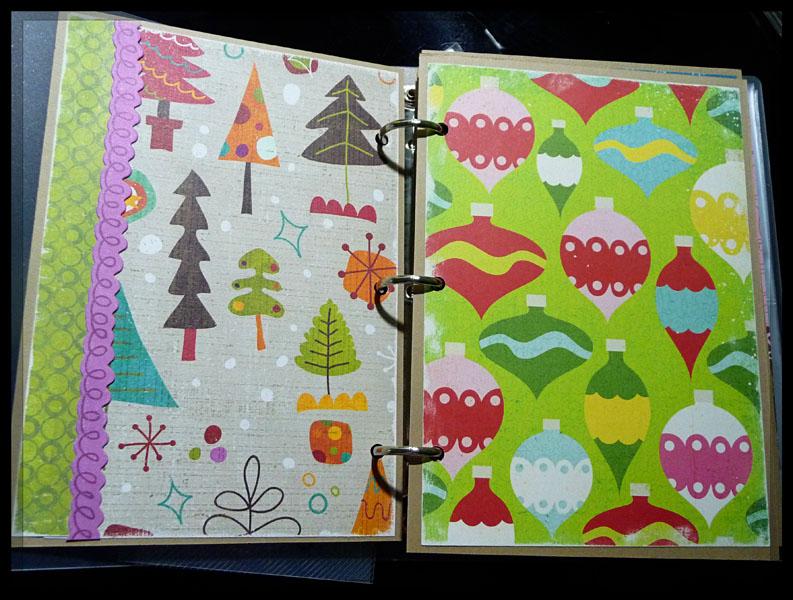 Christmas journal building 2