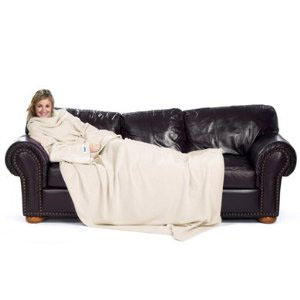Cream slanket