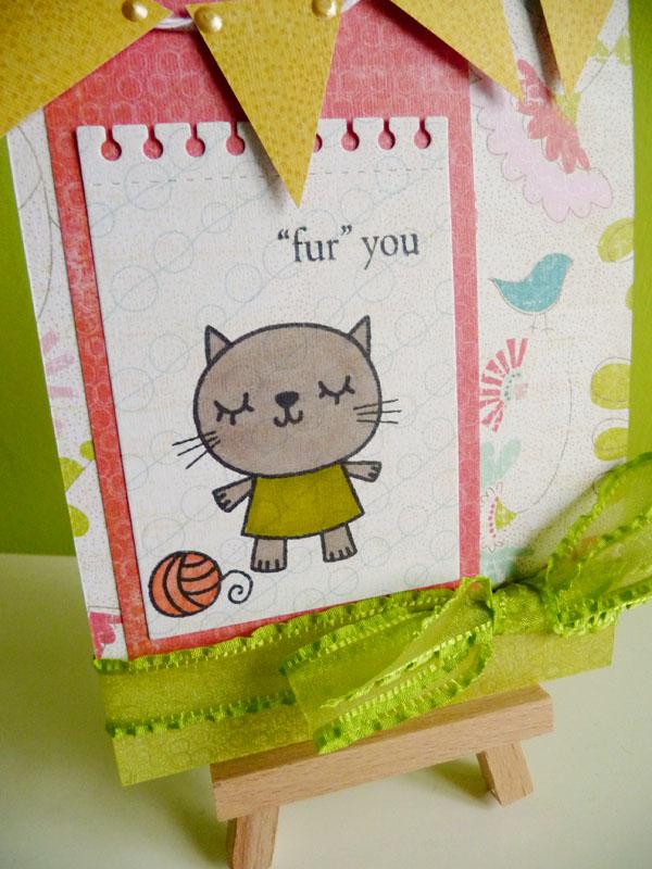 Card 2011-03-11 - close-up