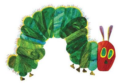 Very-hungry-caterpillar