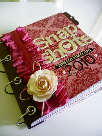 Snapshots - cover close-up