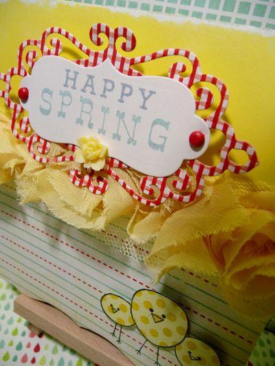 Card 2011-04-15 - close-up