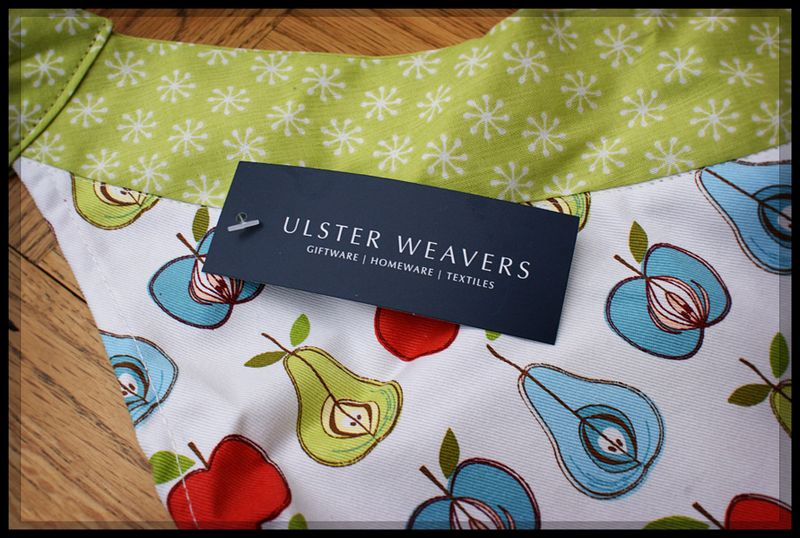 Ulster weavers apron 1