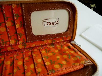 Fossil wallet 3