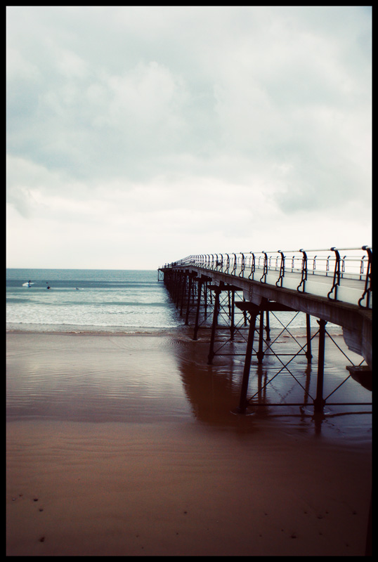 Saltburn pier 2