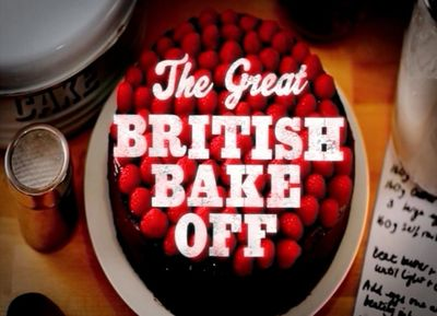 Great british bake off series 2