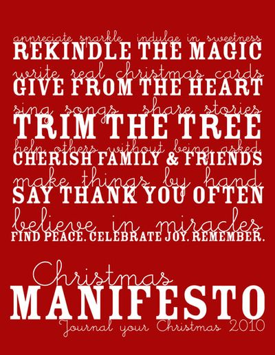 SmallShimelle_JournalYourChristmas_2010Manifesto_SmallRed