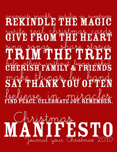 SmallShimelle_JournalYourChristmas_2010Manifesto_SmallRed