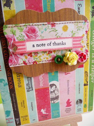 Card 2011-04-22 - close-up