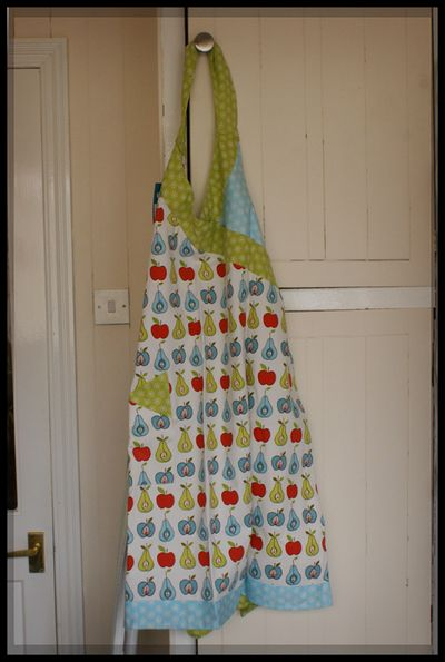 Ulster weavers apron 2