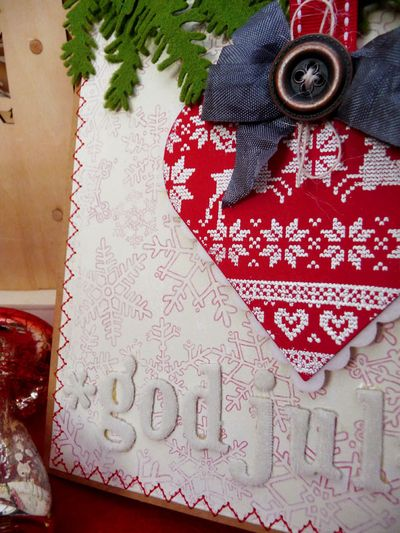 Card 2011-12-09 - close-up