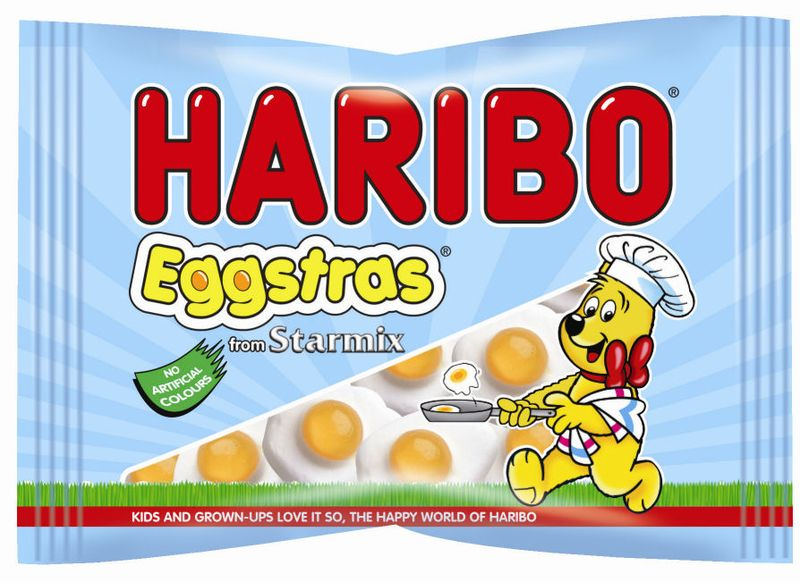 Haribo Eggstras