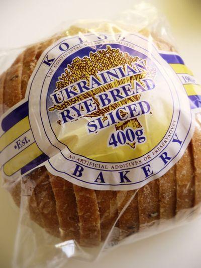 Kolos rye bread