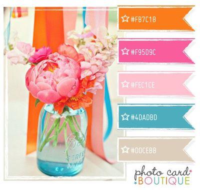 April Colour
