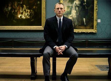 Daniel Craig skyfall - gallery