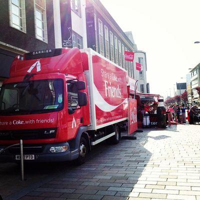 Coke truck queue_sm