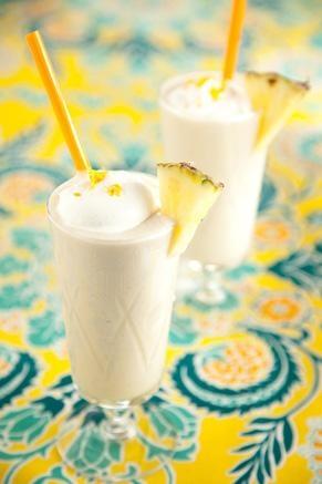 2013-07-18 - Pina Colada smoothie