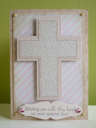 Holy Communion wishes - Card 2013-06-07