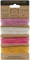 2013-06-20 - Hemptique spring bloom twine