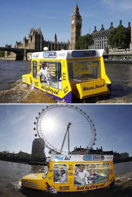 2013-07-18 - Amphibious ice cream van