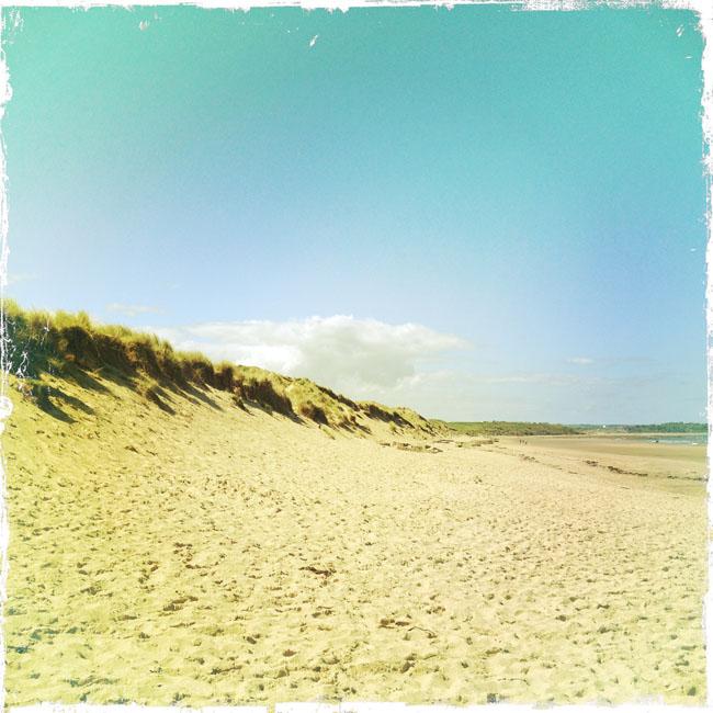 Dunes at Warkworth beach_sm
