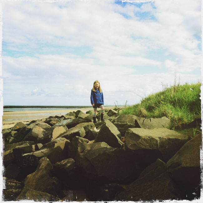 On the rocks_sm