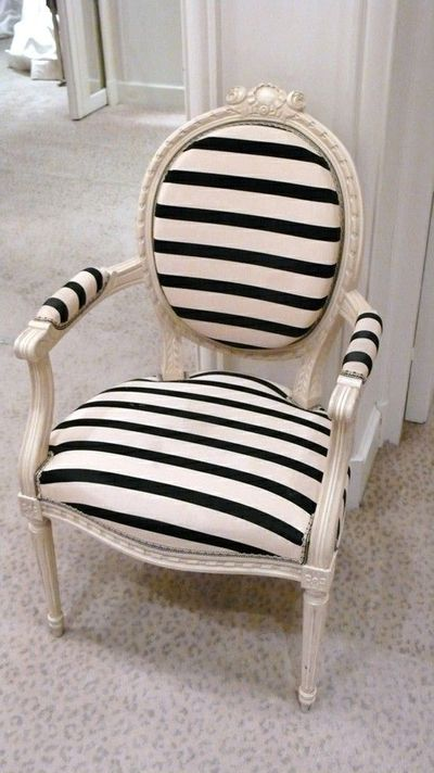 2013-08-22 - Striped chair