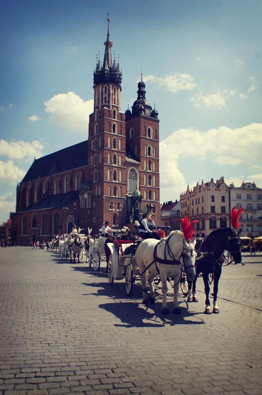 Krakow bound