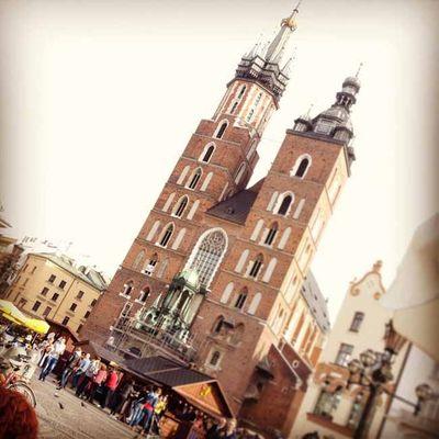Bye bye Krakow