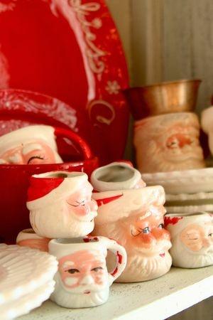 2013-11-21 - Santa mug