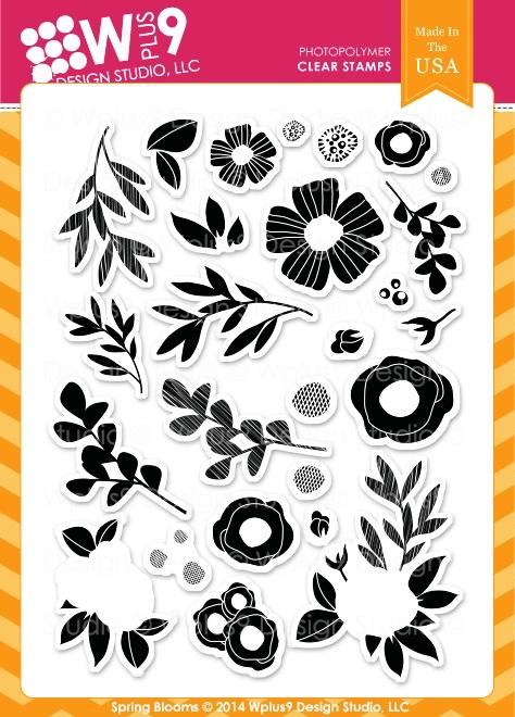 Wplus9 - spring blooms