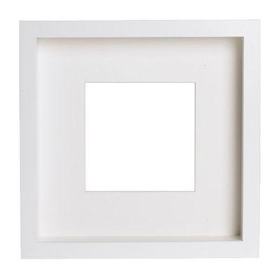 IKEA RIBBA frame white