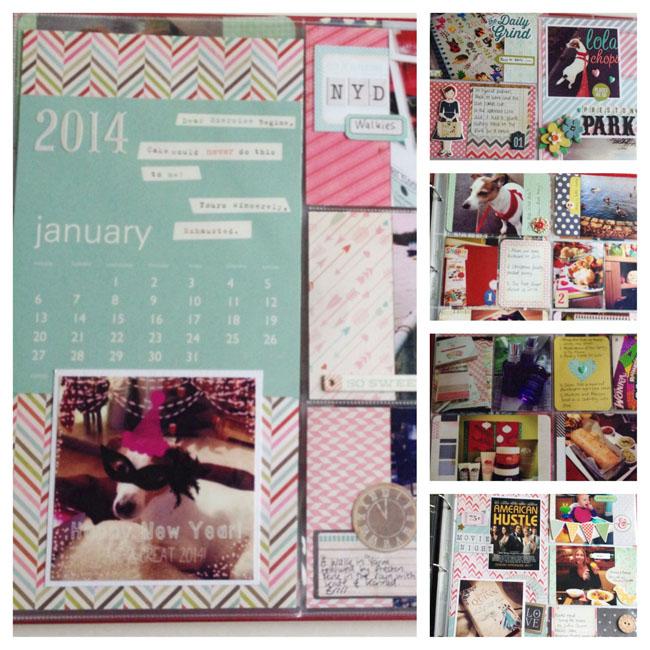 2014 album - January