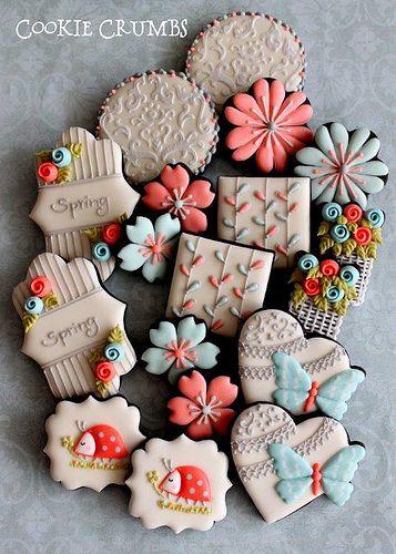 2014-03-13 - spring cookies