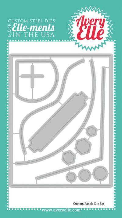 Avery Elle - Custom panels