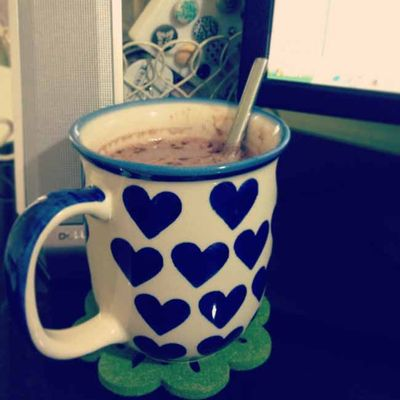 Hot chocolate to start the day_sm