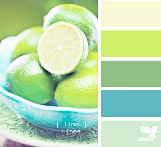 Lime tones